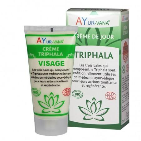 Crème de jour Triphala Visage Bio - AYur-vana